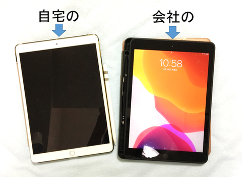 iPad2個