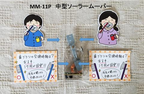 MM-11Pとイラスト