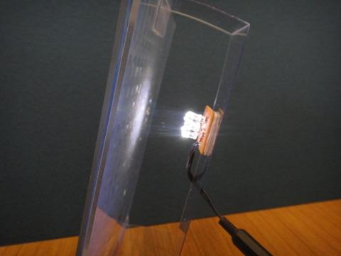 LED拡散シート裏