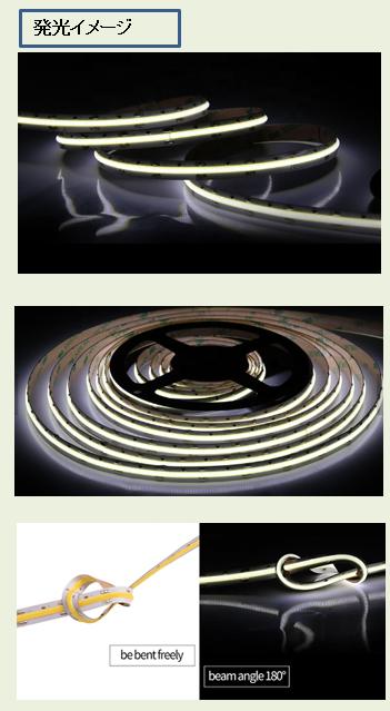 発光イメージ