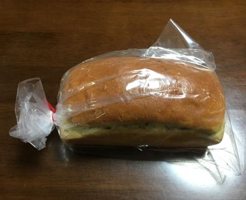 ぶどうパン小