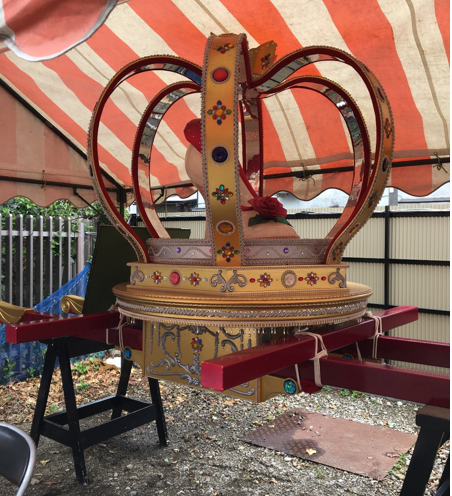 シンデレラ神輿