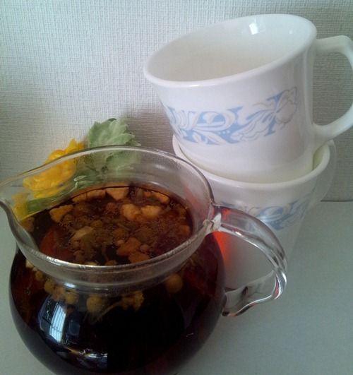 13紅茶+ハーブ