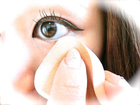 涙袋 メイク 作り方 方法