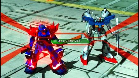 ガンダムEXVSフルブースト (対戦) (2)
