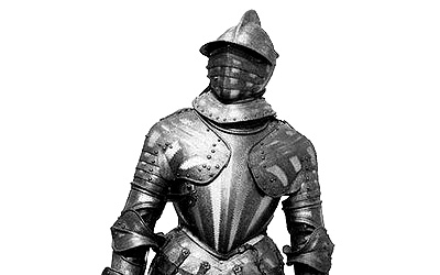 1人の騎士
