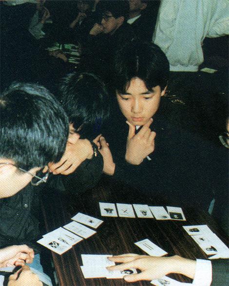 ドラゴンランスカードゲームで遊ぶ