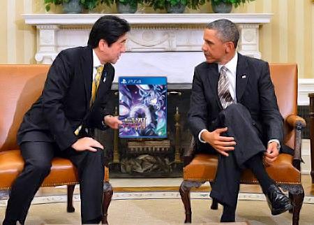 安倍さんからオバマさんにプレゼント02