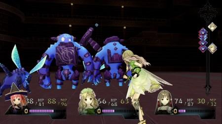 アーシャのアトリエ戦闘01
