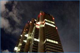 高層ビル(東京)