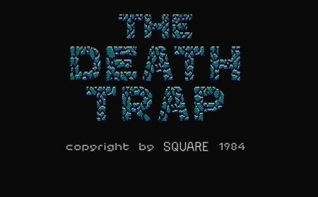 THE DEATH TRAP(デス・トラップ)  (2)