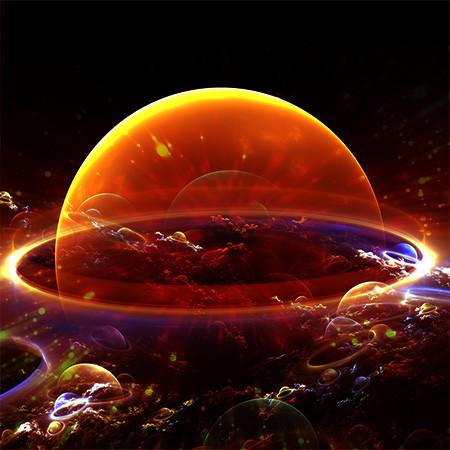 極超新星爆発にも等しいオーラ爆発