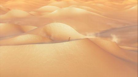 アンチャーテッド3.砂漠a