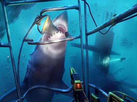 PlayStation® VR WORLDSサメ