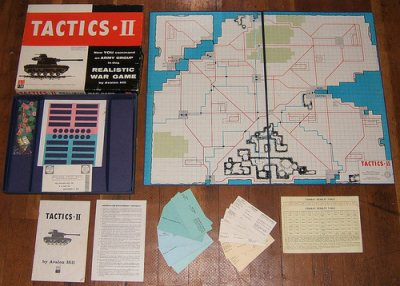 TacticsⅡ中身