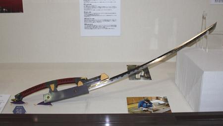 エヴァンゲリオンと日本刀12