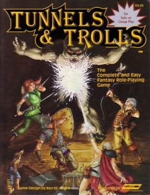 T&T(Tunnels&Trolls)