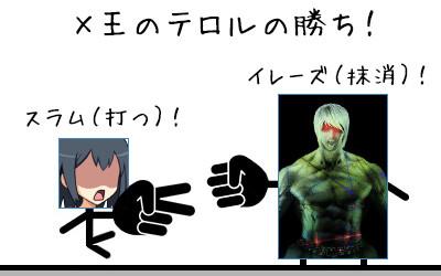 パワー戦闘②