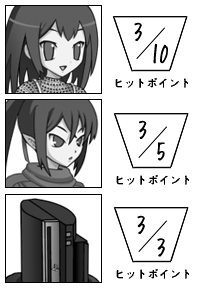 キャラクターHP