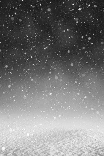 人骨の粉雪