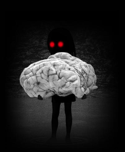 ルーラーちゃんと脳みそ