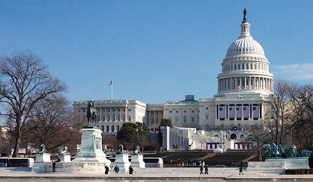 米国国会議事堂