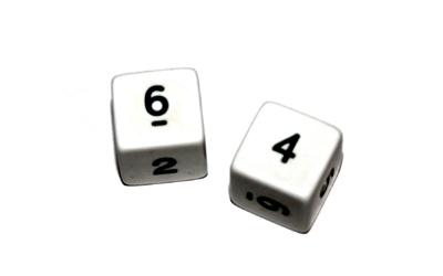サイコロ6+4