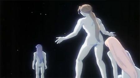 ゼノギアス全裸エンディング01