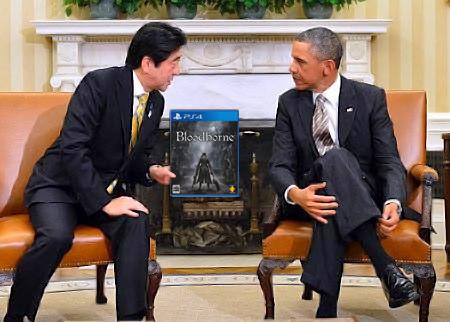 安倍さんからオバマさんにプレゼント01