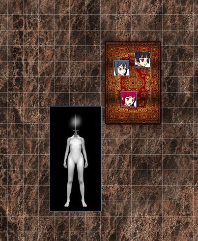現在位置④レイプ目ちゃんは素早く呪文を唱え女性型のテロルに