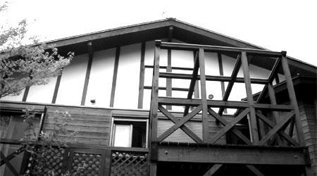 お姉ちゃんの家