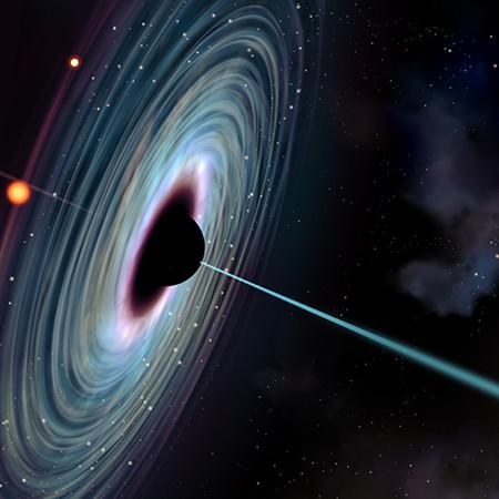ブラックホールジェット01