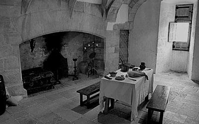 魔女の部屋