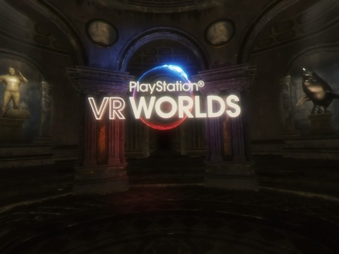 PlayStation® VR WORLDS (4)