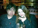 パリオペラ座日本料理屋「ひぐま」にて
