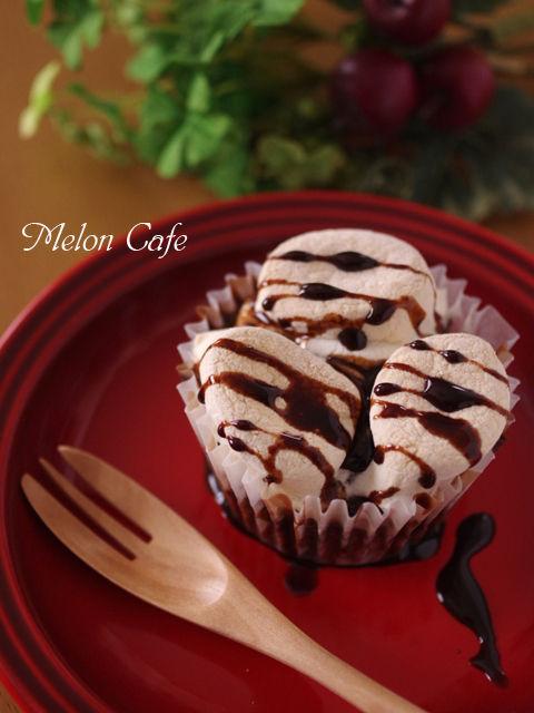 スモアのチョコレートケーキ06