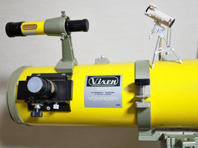 Vixen宙ガチャ天体望遠鏡プロジェクターmelonpanmama008
