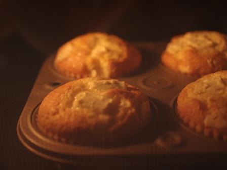 ホワイトチョコの母の日カップケーキ05