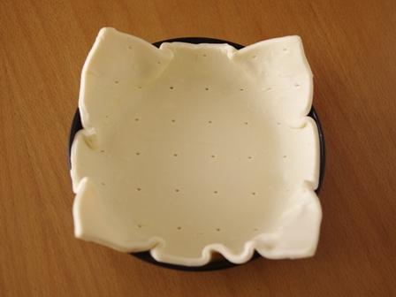 ホットケーキミックスで簡単かぼちゃチーズケーキ03