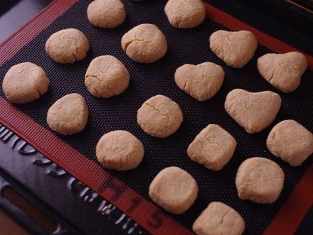 ホワイトチョコレートとシナモンシュガーのポルボロン10