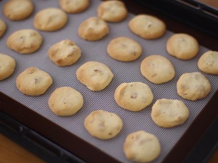 簡単サクほろ胡桃クッキー05