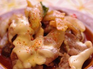 豚肉とピーマンのごはんがっつりチーズ炒め05
