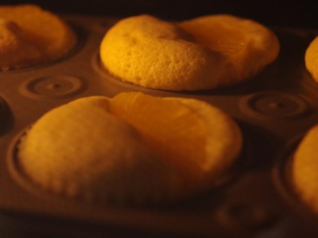 パイナップル缶詰とHMでパインケーキ06