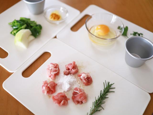 レコルトエアーオーブンで簡単お弁当おかず11