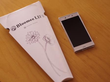 BloomeeLIFE届いたお花01