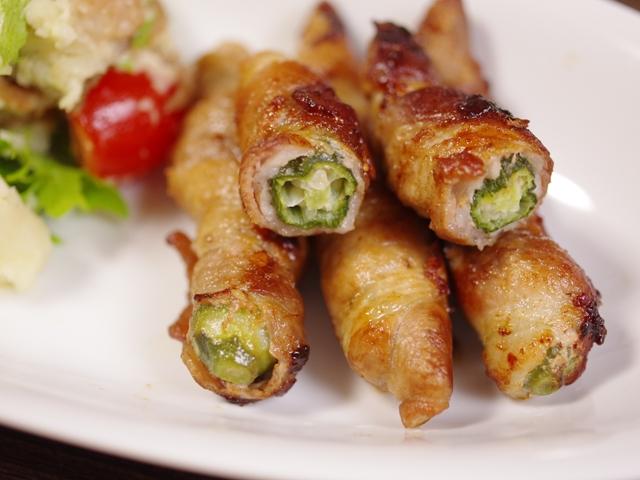 野菜も一緒に簡単が肉入りポテトサラダ08