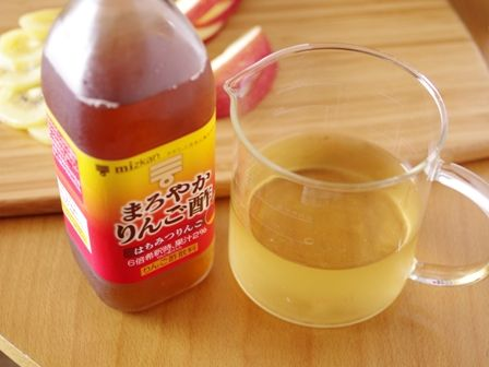 りんご酢はちみつりんごフルーツビネガーウォーター02
