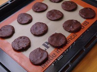 子どもも一緒にお手伝い超簡単チョコクッキー05