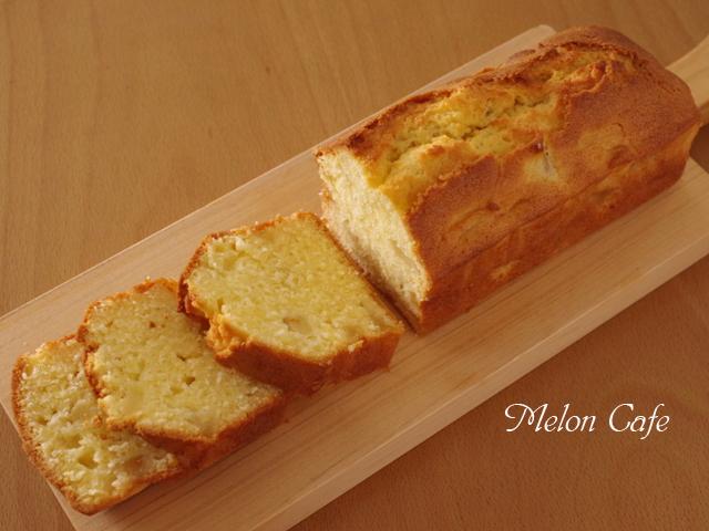 りんご倍増のりんごパウンドケーキ07