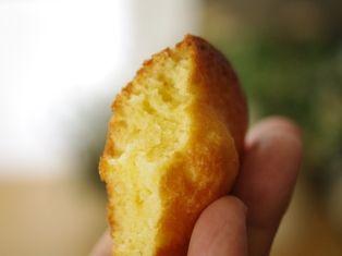 柚子のマドレーヌ06